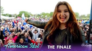 Madison Vandenburg Gets CELEBRITY Treatment At Her New York Homecoming Concert | American Idol 2019