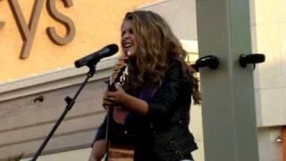 Savannah Outen-What If I Said 5/9/09