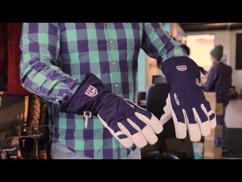 Hestra Heli Ski Glove Review with Powder7