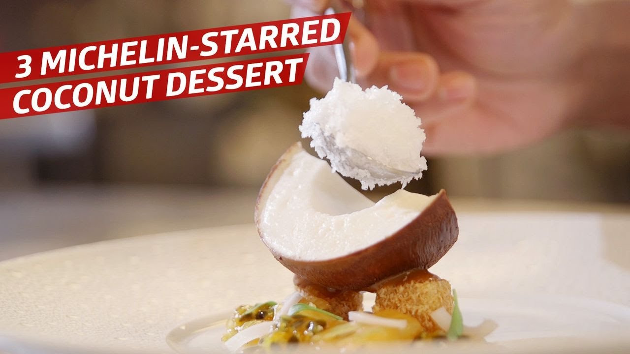 How Le Bernardin's Executive Pastry Chef Turned a Coconut into an Edible Work of Art – Sugar Coated thumbnail