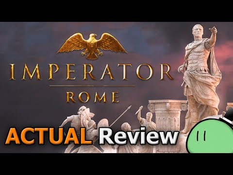 Imperator: Rome (ACTUAL Game Review) video thumbnail