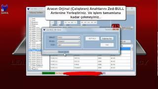 """""""4D Transponder""""  İnternet Server Üzerinden Tpx2 veya EH2 ye Kopyalama İşlemi"""