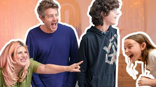 Single Dad (Jason Nash) Surprises His Kids with Room Makeovers! Mr. Kate