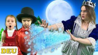 Die Schneekönigin | Märchen für Kinder