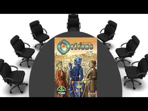 Orleans + Trade and Intrigue Review - Chairman of the Board