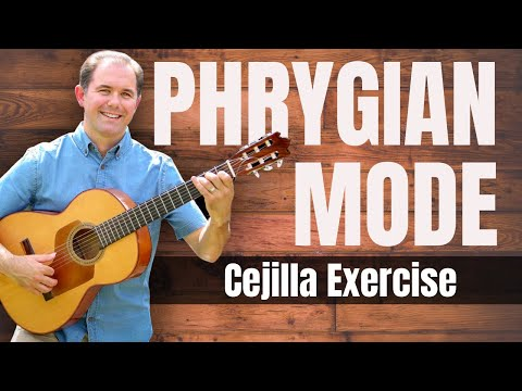 The Phrygian mode is the mother of all flamenco scales.  ...Every flamenco guitarist needs to be intimately familiar with it.