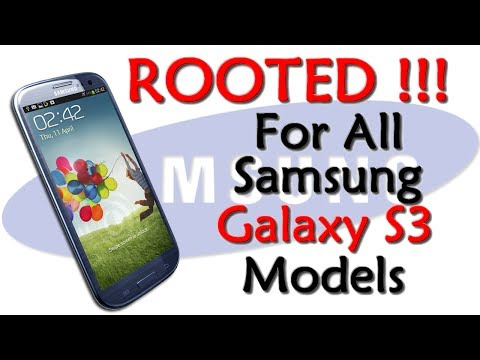 Tutorial : How To Root ANY Ver Of Samsung Galaxy S3 SIII Mp3