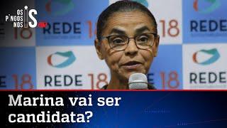 Marina Silva deve decidir em breve se perde ou não mais uma eleição