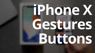iPhone X Tip ► How To Use the iPhone X Gesture Controls: Home, Switch & Quit Apps, and Notifications