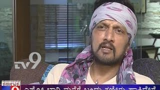 Kiccha Sudeep Emotional Exclusive Interview Don't Miss