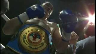 Талгат Досанов - чемпионский бой