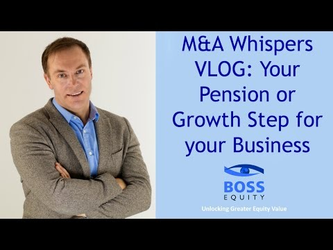 Your Retirement Plan or Growth Step for Your Business?