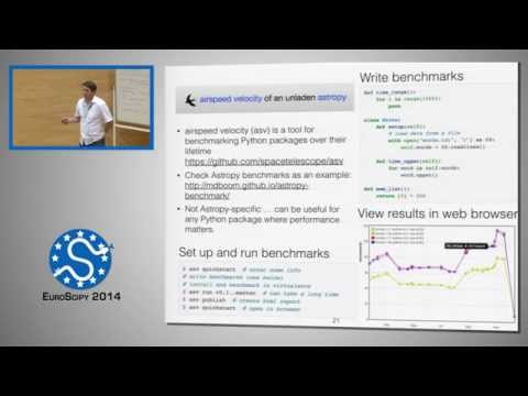 State of the Astropy universe | EuroSciPy 2014 | Christoph