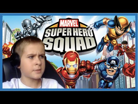 GamingMuffy #15  Marvel Super Hero Squad