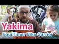 Yakima FourTimer: Unboxing, Assembly, and Initial Impressions