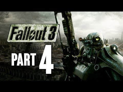 Fallout 3 Walkthrough Part 4 - GALAXY NEWS RADIO