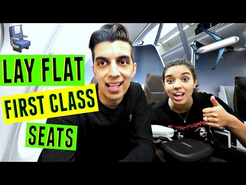 Lay Flat First Class Seats Hawaiian Airlines – Hawaii VLOG Last Day