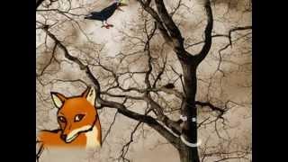 ~ Rabe und Fuchs ~ eine Fabel von Aesop