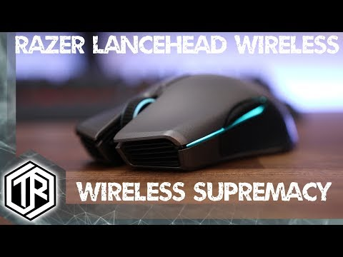 Razer Lancehead Wireless Mouse Review