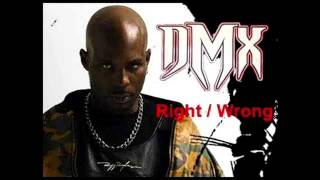 DMX Right Wrong Instrumental