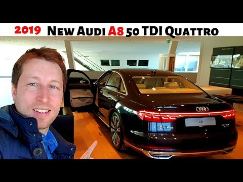 New Audi A8 50 TDI Quattro 2019 Review Interior Exterior