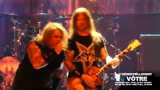 Exodus -  Blood In, Blood Out live Quebec 2017-09-22
