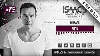 Isaac's Hardstyle Sessions: Episode #75 | November 2015