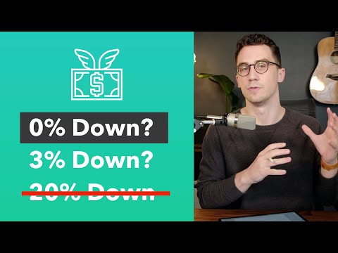 What's The Typical Down Payment On A House?