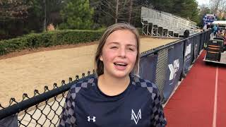 Girls Soccer Recap | Atlanta Classical | Jr. Grace Keller | 02-05-19