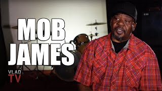 Mob James Details 2 Stories of 2Pac Spitting on People (Part 16)