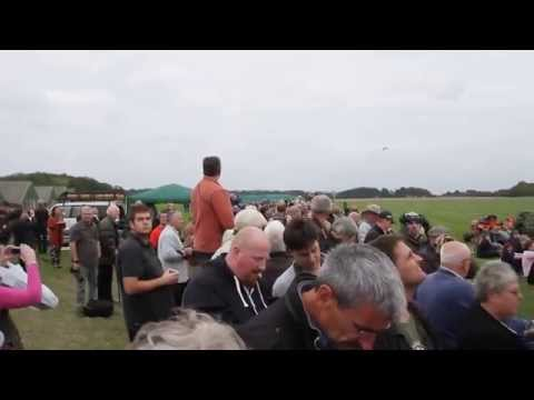 3 Lancasters 2014- Prince of Wales break
