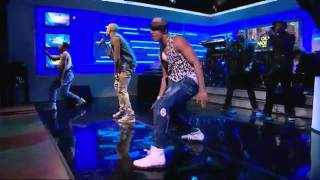 Chris Brown Performs Yeah 3x live on GMA