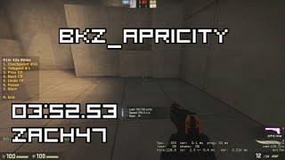 [CS:GO KZ] bkz_apricity in 03:52.53 by Zach47