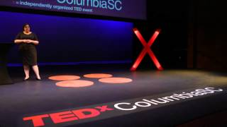 It Doesn't Take Much To Make A Day: Rachel Hatton at TEDxColumbiaSC