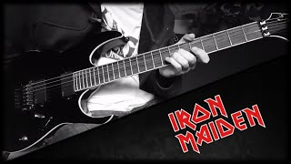 Iron Maiden - Flash of the blade [Guitar cover]