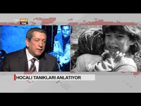 Karabağ'ın Kana Bulandığı Gece Hocalı Katliamı - TRT Avaz