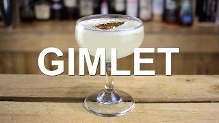 Gimlet Gin Cocktail Recipe