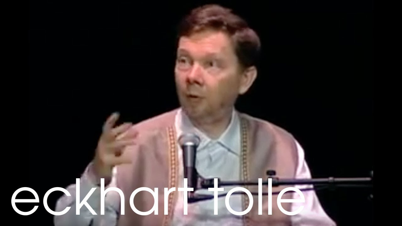 Eckhart Tolle - Can I be the Space for this? - Part I
