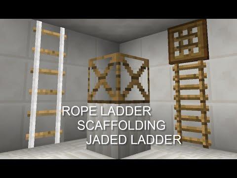 Bit-by-Bit: OpenBlocks Rope Ladder, Scaffolding, and Jaded Ladder