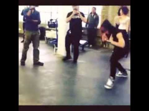 Jongup and Zelo have an impromptu dance battle with their ...