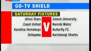 GOTV Shield to be held during the weekend