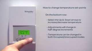 schneider electric thermostat override - Thủ thuật máy tính