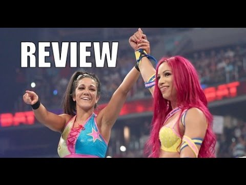 WWE Battleground 2016 full show review, results, and highlights