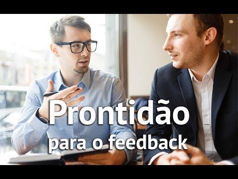 PRONTIDÃO PARA O FEEDBACK