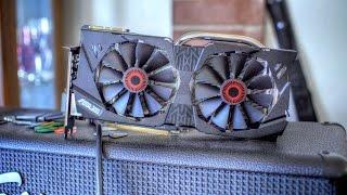 BEST GTX 970? - ASUS STRIX Performance Review!