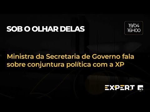 Flávia Arruda, ministra da Secretaria de Governo, aborda conjuntura política brasileira