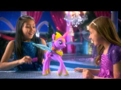 My Little Pony Interaktywny Kucyk Księżniczka Twilight Sparke | zabawkiTV