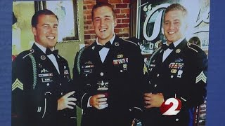 Celebration of life held for Sgt. Cameron Thomas