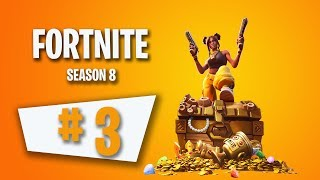 Fortnite Season 8 | Secret BattleStar in Loading Screen #3