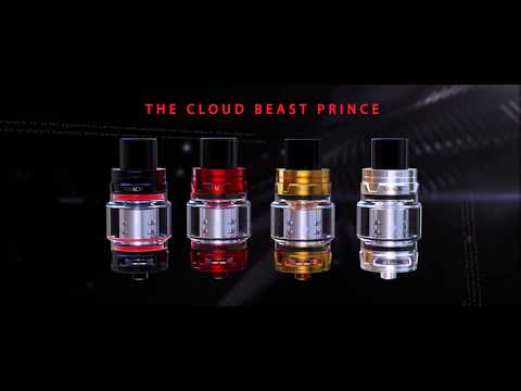 YouTube Video zu Smok TFV12 Cloud Beast Prince Verdampfer 8 ml